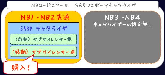 NBさん、チャラさとの一時決別。 - SARD スポーツキャタライザー - 【後編】2