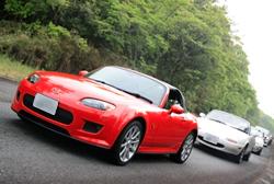 オアシスロードスターミーティングに参加してきた! - OASIS Roadster Meeting 2011 -4
