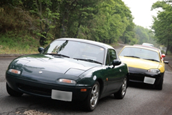 オアシスロードスターミーティングに参加してきた! - OASIS Roadster Meeting 2011 -6