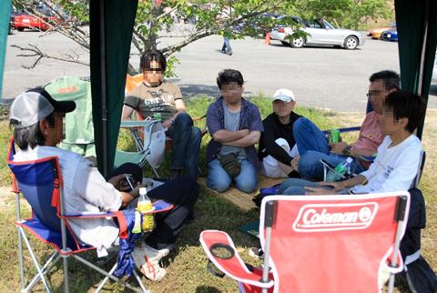 オアシスロードスターミーティングに参加してきた! - OASIS Roadster Meeting 2011 -11