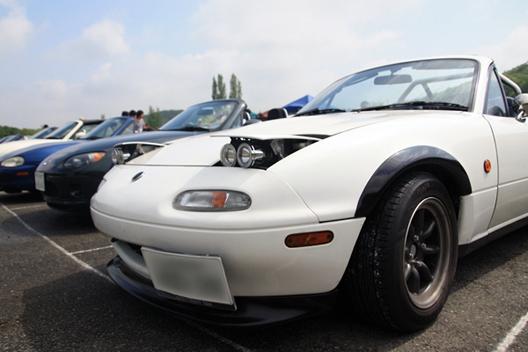 オアシスロードスターミーティングに参加してきた! - OASIS Roadster Meeting 2011 -13