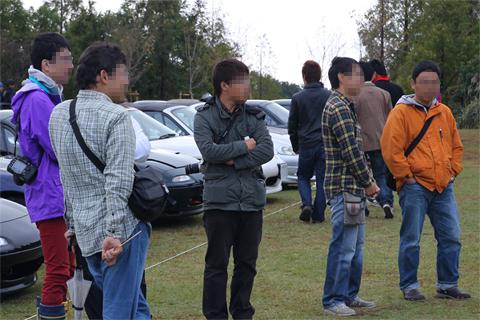 突風!豪雨!オアシス・ロードスターMT! - OASIS Roadster Meeting 2012 -3